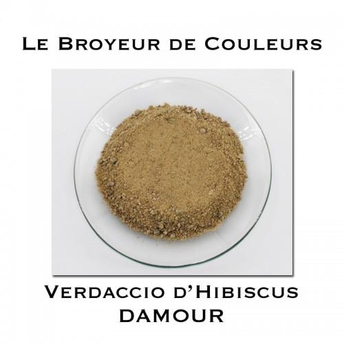 Pigment DAMOUR - Verdaccio d'Hibiscus