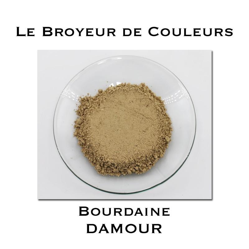 Pigment DAMOUR - Bourdaine Damour