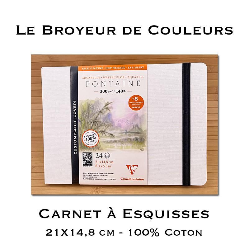 Carnet à Esquisses - Clairefontaine