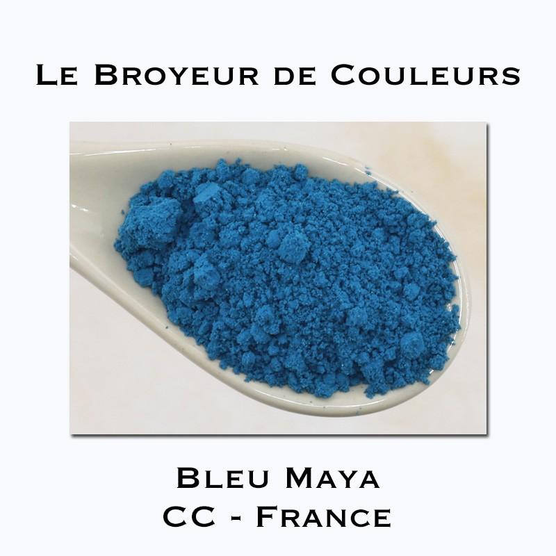 Pigment Bleu Maya CC