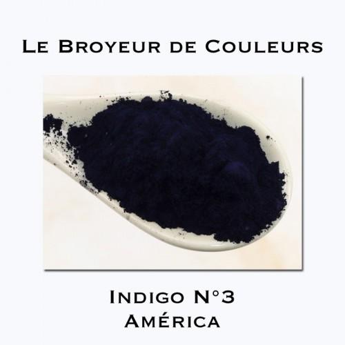 Pigment Indigo N°3 - América