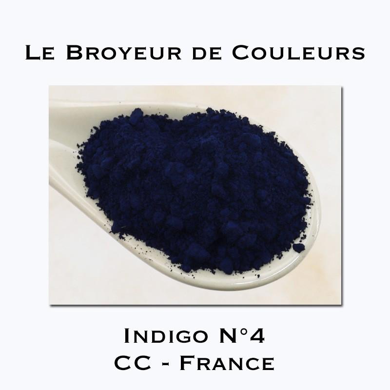 Pigment Indigo N°4 - CC