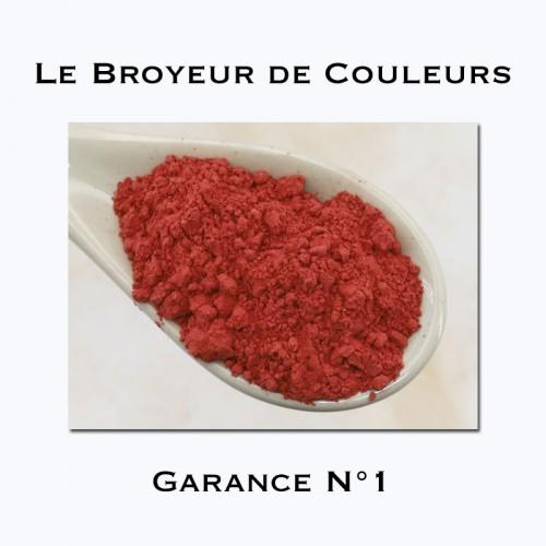 Pigment Garance N°1