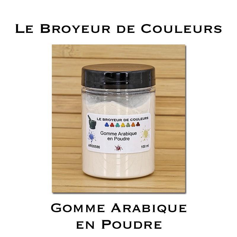 Gomme Arabique en Poudre - 100 ml