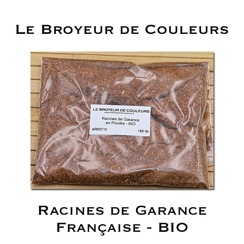Racines de Garance - BIO - Française