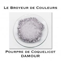 Pigment DAMOUR - Pourpre de Coquelicot