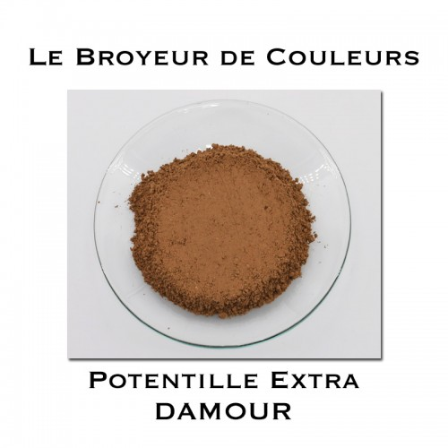 Pigment DAMOUR - Potentille Extra