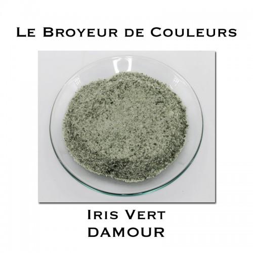 Pigment DAMOUR - Iris Vert