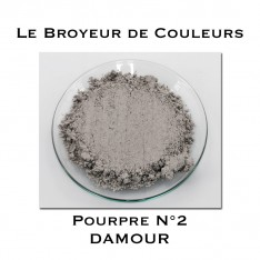 Pigment DAMOUR - Pourpre N°2