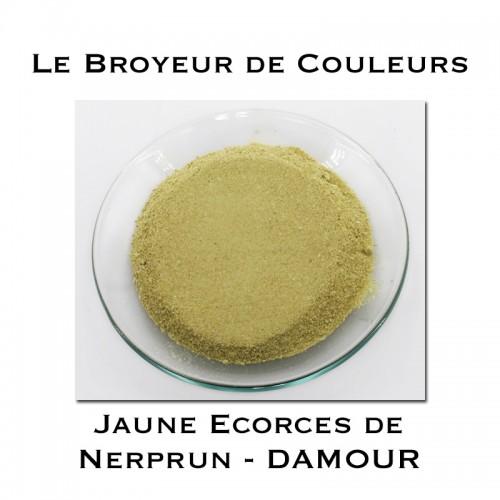 Pigment DAMOUR - Jaune Ecorces de Nerprun