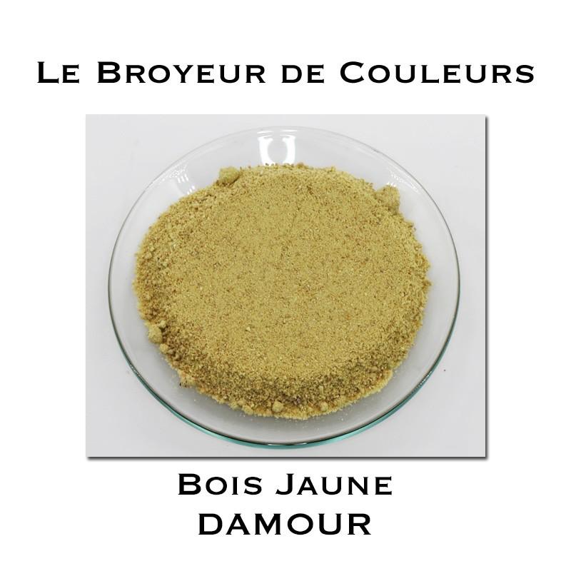 Pigment DAMOUR - Bois Jaune