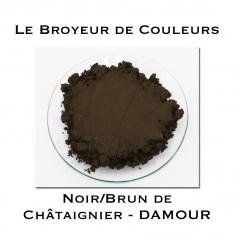 Pigment DAMOUR - Brun de Feuilles de Noyer N°2