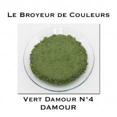 Pigment DAMOUR - Vert Damour N°4