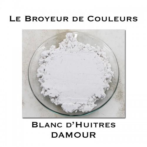 Pigment DAMOUR - Blanc d'Huitres