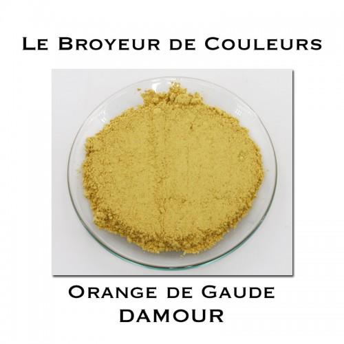 Pigment DAMOUR - Orange de Gaude 2021