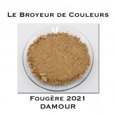 Pigment DAMOUR - Fougères 2021