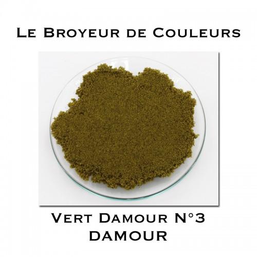Pigment DAMOUR - Vert Damour N°3