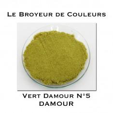 Pigment DAMOUR - Vert Damour N°5