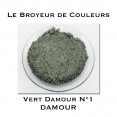 Pigment DAMOUR - Vert DAMOUR N°1