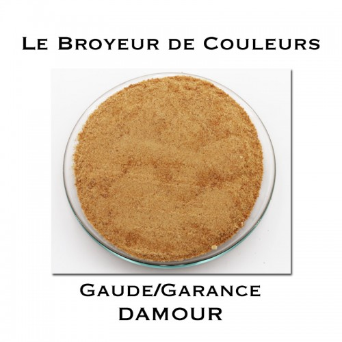 Pigment DAMOUR - Gaude/Garance