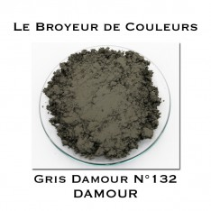 Pigment DAMOUR - Gris Damour N°132