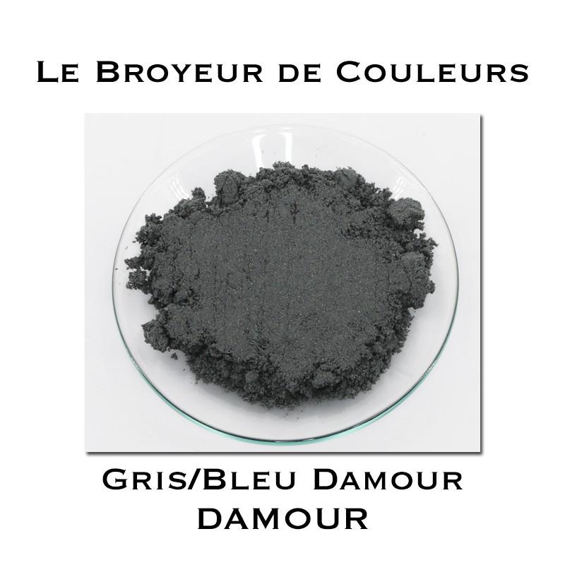 Pigment DAMOUR - Gris/Bleu Damour