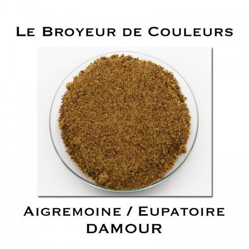 Pigment DAMOUR - Aigremoine + Eupatoire