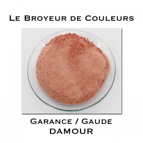 Pigment DAMOUR - Garance + Gaude
