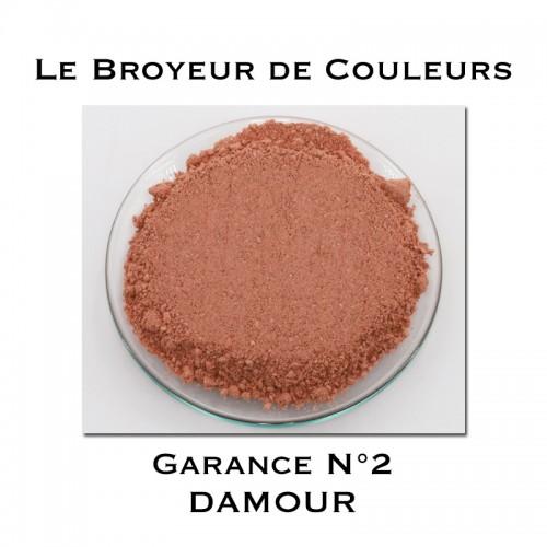 Pigment DAMOUR - Garance N°2