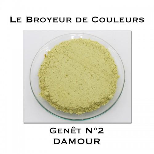 Pigment DAMOUR - Genêt N°2