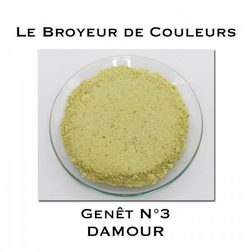 Pigment DAMOUR - Genêt N°3