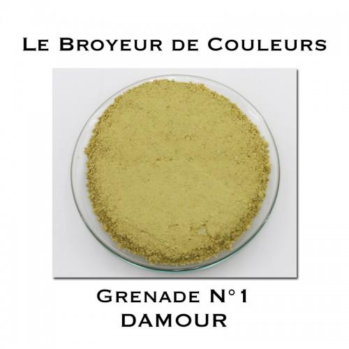 Pigment DAMOUR - Grenade N°1