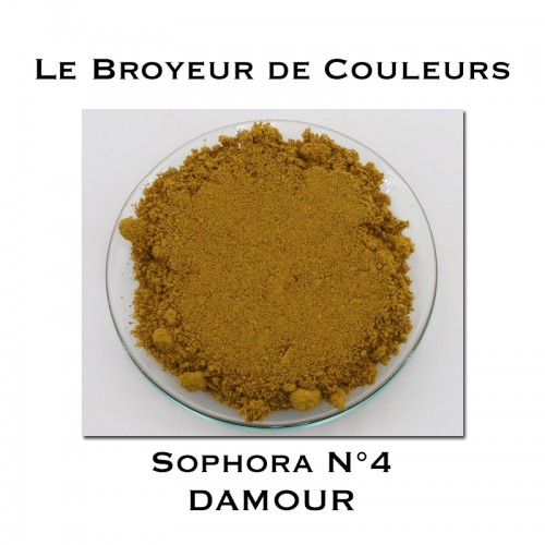 Pigment DAMOUR - Sophora N°4