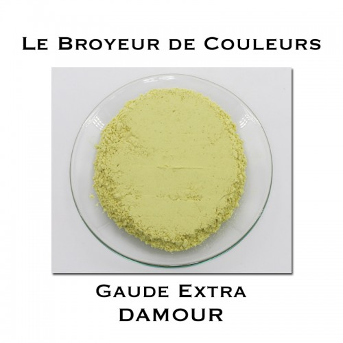 Pigment DAMOUR - Gaude Extra
