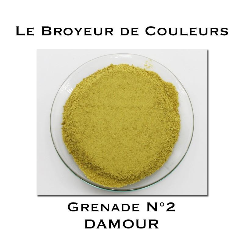 Pigment DAMOUR - Grenade N°2