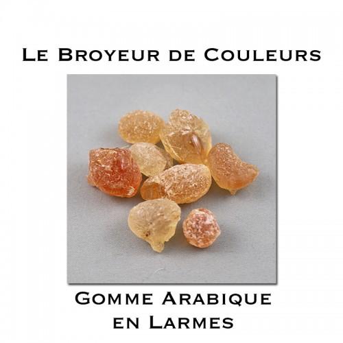 Gomme Arabique en Larmes - 350 gr