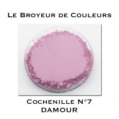 Pigment DAMOUR - Cochenille N°7