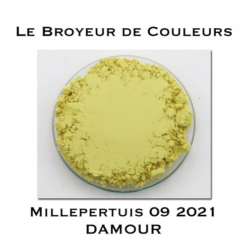 Pigment DAMOUR - Millepertuis 09 2021