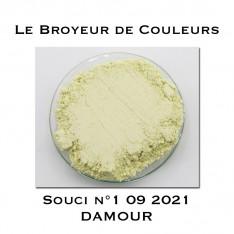 Pigment DAMOUR - Souci N°1