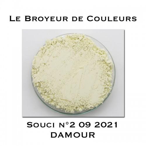 Pigment DAMOUR - Souci N°2 09 2021