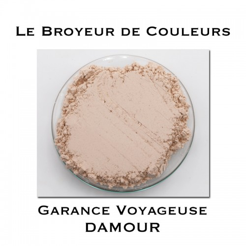 Pigment DAMOUR - Garance Voyageuse