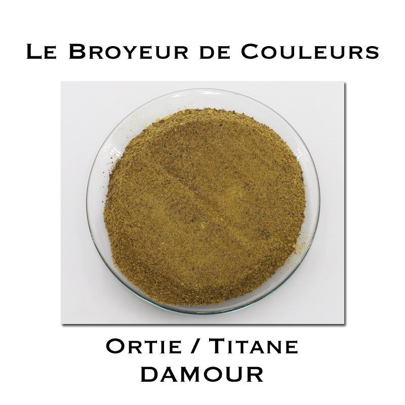 Pigment DAMOUR - Ortis / Titane