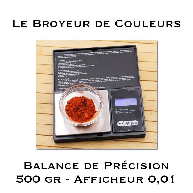 Balance de Précision - 500gr - 0,01