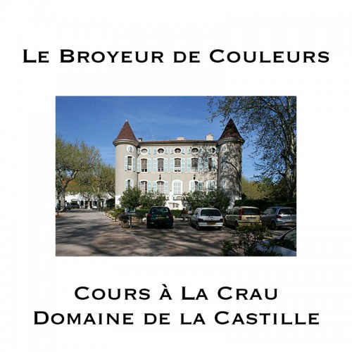 Cours d'Enluminure et Dessin sur La Crau (83 - Var)