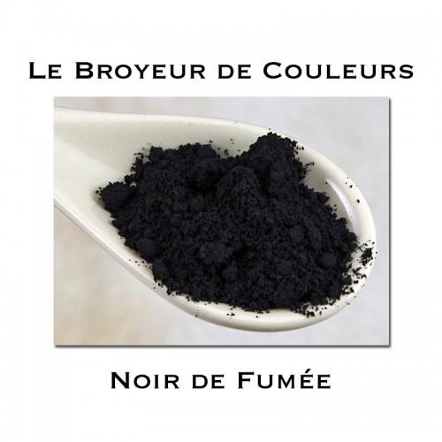 Pigment Noir de Fumée