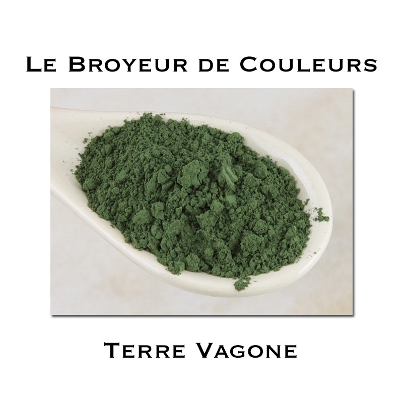 Pigment Terre Verte Vagone
