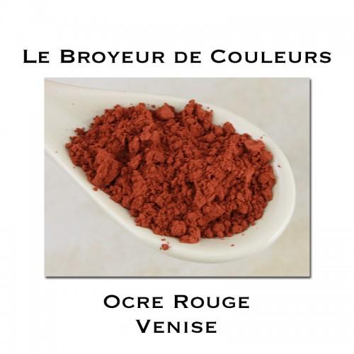 Pigment Ocre Rouge Venise