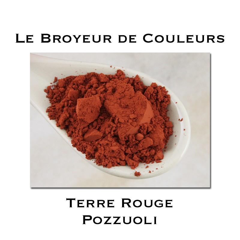 Pigment Terre Rouge Pozzuoli