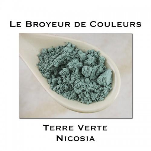 Pigment Terre Verte Nicosia