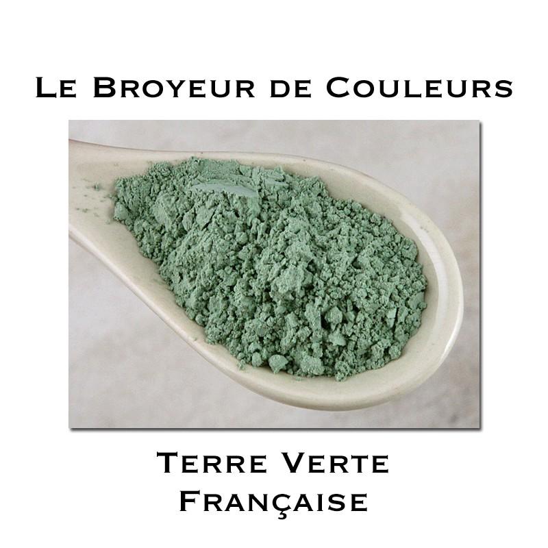 Pigment Terre Verte Française
